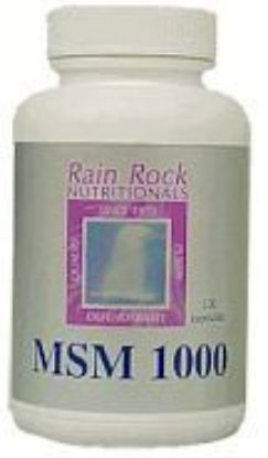 Picture of MSM 1000  High-Potency Pain Relief and Anti-Inflammatory 100 Capsules